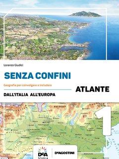 Volume 1 + Atlante 1 + Regioni d'Italia + Easy eBook (su dvd) + eBook