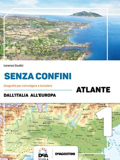 Volume 1 + Atlante 1 + Regioni d'Italia + Easy eBook (su dvd) + eBook