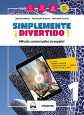 Libro del alumno y cuaderno 1 + En mapas + Easy eBook (su dvd) + eBook + file audio mp3