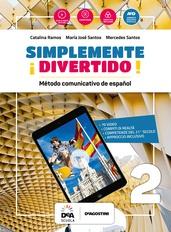 Libro del alumno y cuaderno 2 + En mapas 2 + Easy eBook (su dvd) + eBook + file audio mp3