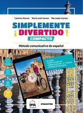 Libro del alumno y cuaderno compacto + En mapas + Easy eBook (su dvd) + eBook + file audio mp3