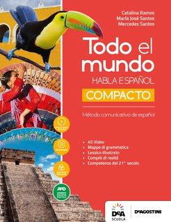 Libro del alumno y cuaderno de ejercicios compacto + Easy eBook (su DVD) + eBook