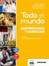 Libro Todo el Mundo Gastronomía y Servicios