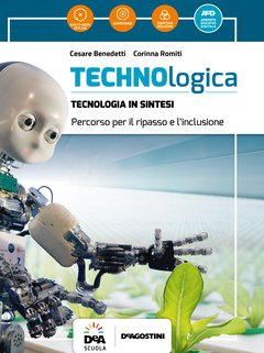 Volume A + Tecnologia in sintesi + Volume B + Volume C Coding e Robotica + Easy eBook (su dvd) + eBook