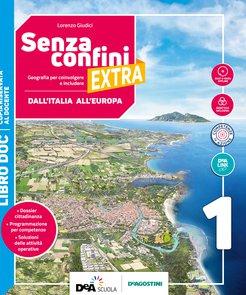LIBRO DOC Volume 1 + LIBRO DOC Atlante 1 + LIBRO DOC Quaderno operativo di merito + LIBRO DOC Regioni d'Italia
