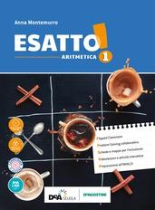 Aritmetica 1 + Geometria 1 + Quaderno operativo 1 + Prontuario 1 + Easy eBook (su DVD) + eBook