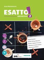 Aritmetica 2 + Geometria 2 + Quaderno operativo 2 + Prontuario 2 + Easy eBook  (su DVD) + eBook