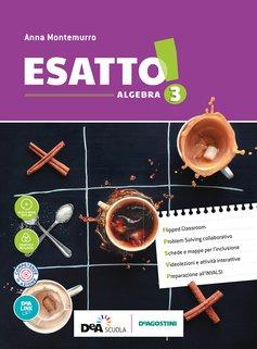 Algebra 3 + Geometria 3 + Quaderno operativo 3 + Prontuario 3 + Easy eBook (su DVD) + eBook