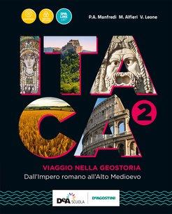 Volume 2 Dall'Impero Romano all'Alto Medioevo + Atlante 2 + eBook