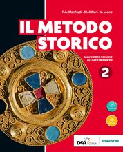 Volume 2 Dall'impero Romano all'Alto Medioevo + eBook