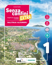 Volume 1 + Atlante 1 + Studiare con metodo 1 + Regioni d'Italia + Easy eBook (su DVD) + eBook