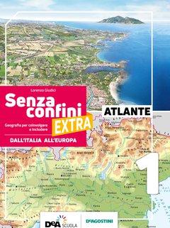 Volume 1 + Atlante 1 + Studiare con metodo 1 + Regioni d'Italia + Easy eBook (su DVD) + eBook