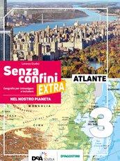 Volume 3 + Atlante 3 + Percorsi interdisciplinari aggiornati + Easy eBook + eBook
