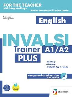 INVALSI Trainer Plus for the teacher + CD rom