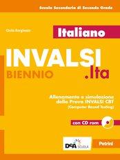 INVALSI.ITA Biennio + CD Rom