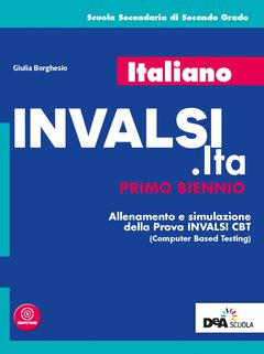 INVALSI.ita biennio + CD Rom