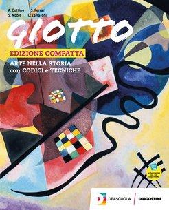 Volume compatto + Volume C - Arte Lab - Competenze (Lettura Opere, Patrimonio, Saperi di base, Clil + Easy eBook (su DVD) + eBook versione compatta + ebook C