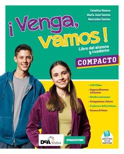 Libro del alumno y cuaderno + Hablando de cultura + Gramática + Exámenes  + Easy eBook (su DVD) +  eBook