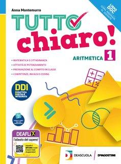 Libro DOC Aritmetica 1 + Libro DOC Geometria 1 + Libro DOC Quaderno e Prontuario 1