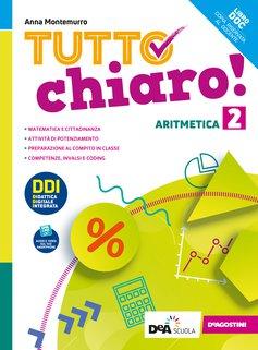 Libro DOC Aritmetica 2 + Libro DOC Geometria 2 + Libro DOC Quaderno e Prontuario 2