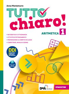Aritmetica 1 + Geometria 1 + Quaderno e Prontuario 1 + eBook + Easy eBook (su DVD)