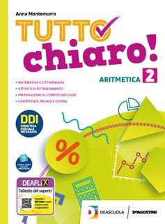 Aritmetica 2 + Geometria 2 + Quaderno e Prontuario 2 + eBook + Easy eBook (su DVD)