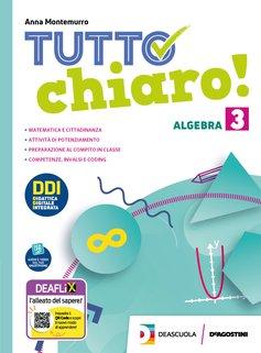 Algebra 3 + Geometria 3 + Quaderno e Prontuario 3 + eBook + Easy eBook (su DVD)