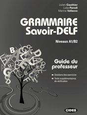 Guide du professeur
