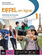 Volume 1 Livre de l'élève et cahier + eBook (anche su DVD offline Easy eBook)