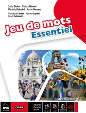 Volume unico Livre de l'élève et cahier Essentiel + Easy eBook (su dvd) + eBook + eBook di narrativa Eric a disparu, di R. Boutégège  e Aventure dans les Pyrénées, di M-C. Bertrand