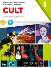 Student's Book & Workbook 1 + CULT EXTRA + Easy eBook (su dvd) + eBook + eBook di narrativa Romeo & Juliet di W. Shakespeare