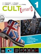 Student's Book & Workbook 1 + Easy eBook 1 (su dvd) + eBook 1 + eBook di narrativa + cd audio