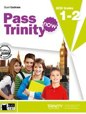 Student's Book Trinity 1-2 + cd audio + Easy eBook (su dvd)