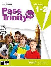 Student's Book Trinity 1-2 + cd audio + Easy eBook (su dvd)