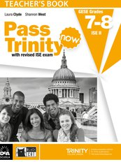 Teacher's Book Trinity 7-8