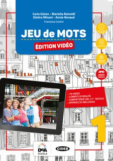Livre de l'élève et cahier 1 + Jeu de cartes 1 + Easy eBook (su dvd) + eBook + file audio mp3