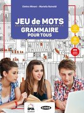 Livre de l'élève et cahier 1 + Grammaire pour tous + Jeu de cartes 1 + Easy eBook (su dvd) + eBook + file audio mp3