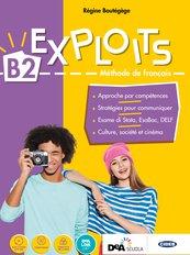 Livre de l'élève et cahier B2 + Easy eBook (su DVD) + eBook