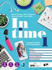Starter + Tavola dei verbi + Student's Book & Workbook 1 + Easy eBook (su DVD) + eBook 1