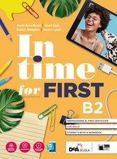 Student's Book&Workbook + Easy eBook (su DVD) + eBook