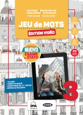 Livre de l'élève et cahier 3 con Esame di Stato Français Nouveau + Jeu de cartes 3 + Easy eBook (su dvd) + eBook + file audio mp3