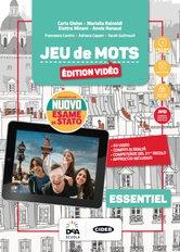 Livre de l'élève et cahier Essentiel con Esame di Stato Français NOUVEAU  + Jeu de cartes Essentiel + Easy eBook (su DVD) + eBook + file audio mp3