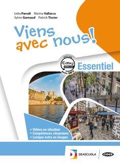 Livre élève et cahier d'exercices con Esame di Stato Français NOUVEAU + Grammaire +  Cartes mentales + Easy eBook (su dvd) + eBook + cd audio mp3
