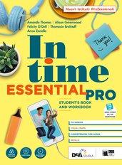 Student's Book & Workbook (Unico) + Easy eBook (su DVD)  + eBook