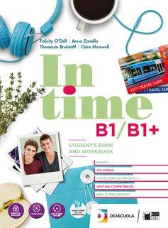 In Time B1/B1+ Build Up to B1/b1 + Easy eBook (su DVD) + eBook