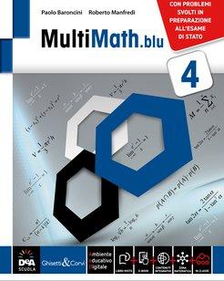 Volume 4 + eBook + Matematica e modelli. Problemi svolti in preparazione all'Esame di Stato