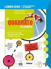 Libro DOC Algebra + Quaderno Plus 3 + Libro DOC Geometria 3