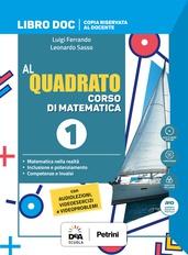 Libro DOC Volume 1 + Libro DOC Quaderno 1 + Quaderno Plus 1 + Formulario plastificato + Tavole numeriche