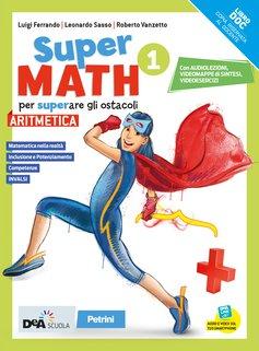 LIBRO DOC Aritmetica 1 + Formulario plastificato + Tavole numeriche + Libro DOC Geometria 1