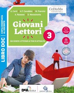 LIBRO DOC Volume 3 Giovani Lettori +  LIBRO DOC Volume 3 Giovani Scrittori